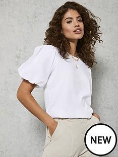 mint-velvet-woven-puff-sleeve-top-white