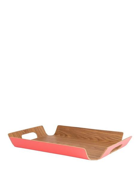 navigate-coral-willow-wood-serving-tray
