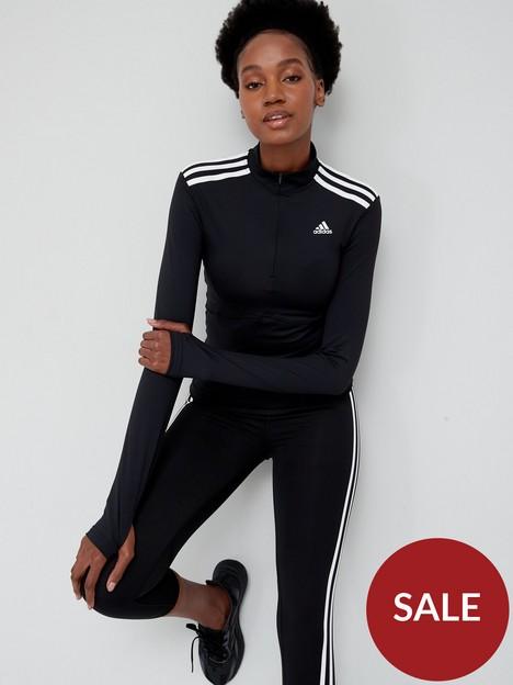 adidas-badge-of-sport-quarterzip-top