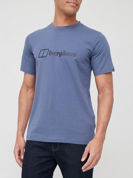 berghaus-big-colour-logo-t-shirt-blue