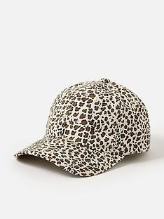 accessorize-leopard-print-baseball-cap