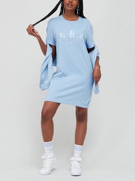 adidas-originals-t-shirtnbspdress-light-blue