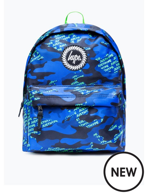 hype-boys-neon-logo-camo-backpack-multi