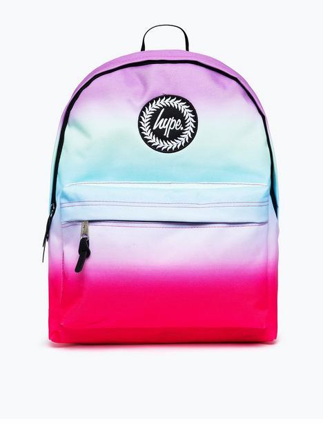 hype-girls-pastel-stripe-fade-backpack-multi