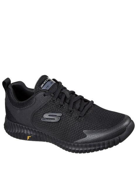 skechers-goodyear-anti-slip-mesh-lace-up-sneaker-w-air-cooled-memory-foam-black