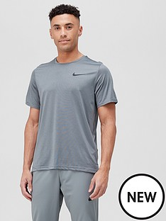 nike-dri-fit-short-sleevenbsphypernbspdry-top-black