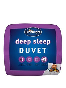 Silentnight 15 Tog Deep Sleep Duvet