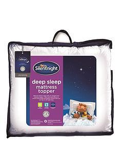 silentnight-deep-sleep-mattress-topper