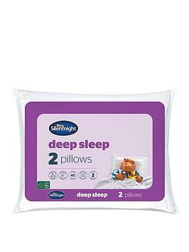 Silentnight Silentnight Deep Sleep Pillows (Pair) Picture