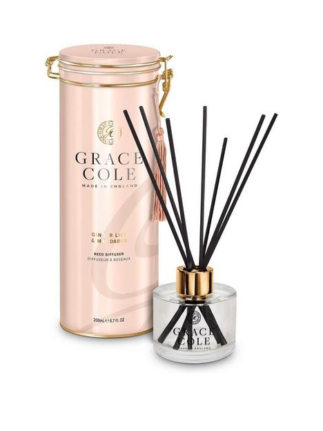 grace-cole-signature-ginger-lilly-mandarin-reed-diffuser