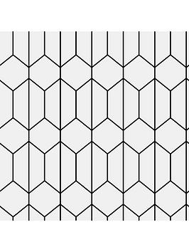 arthouse-linear-geo-mono-wallpaper