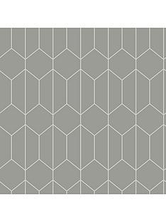 arthouse-linear-geo-grey-wallpaper