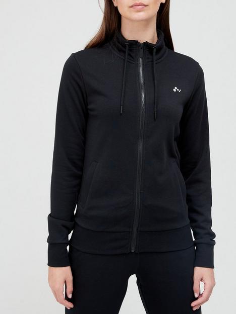 only-play-high-neck-zip-thru-jacket-black
