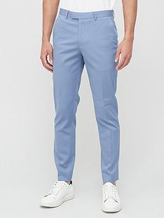 river-island-edwardnbspslimnbspsuit-trousers-blue