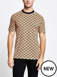 river-island-monogram-all-over-print-t-shirt-stonenbsp