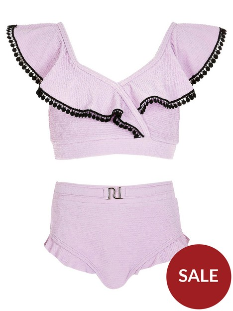 river-island-girls-purple-frill-triangle-bikini-set