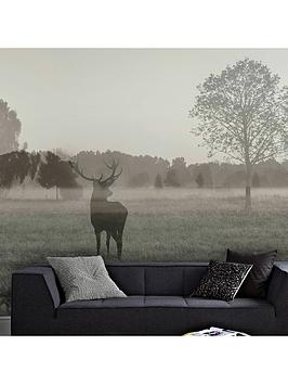 art-for-the-home-stag-in-the-woods-wall-muralnbsp