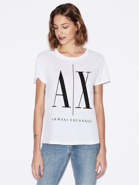 armani-exchange-100-cotton-logo-front-boyfriend-fit-t-shirt-white