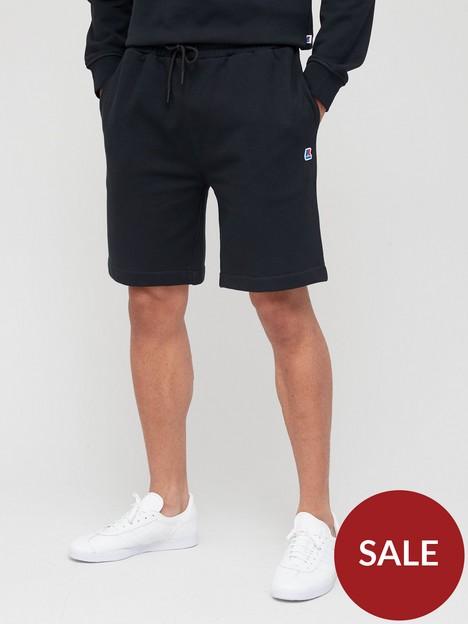 k-way-erik-jersey-shorts-black