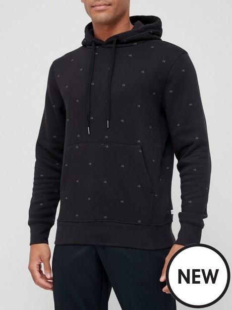 calvin-klein-performance-planet-monogram-hoodie-black