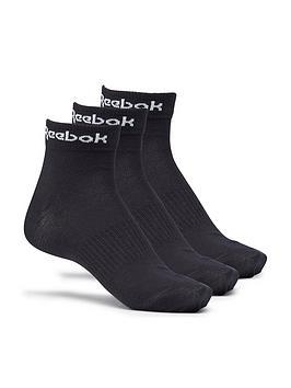 reebok-3-pack-ofnbspactive-core-ankle-socks-black