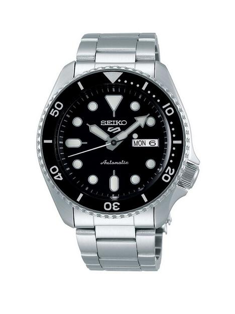 seiko-seiko-sport-black-date-dial-black-bezel-stainless-steel-bracelet-watch