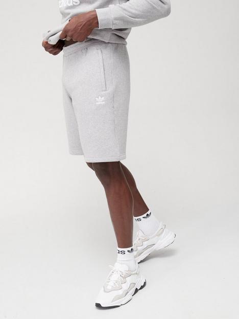 adidas-originals-essential-shorts-medium-grey-heather