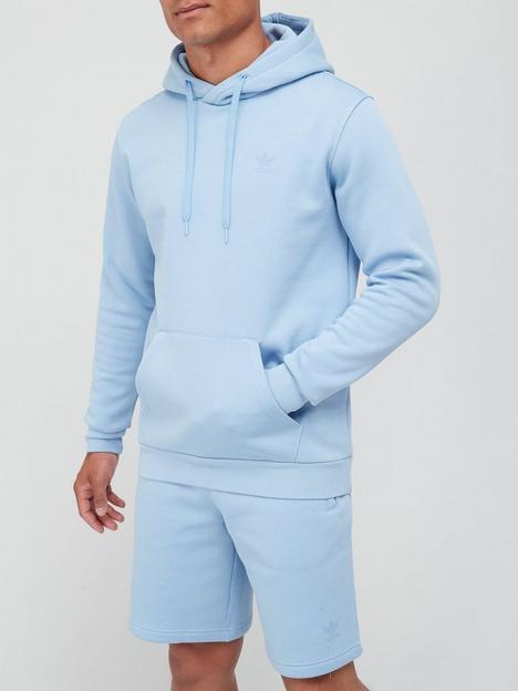 adidas-originals-back-flock-trefoil-pullover-hoodie-blue