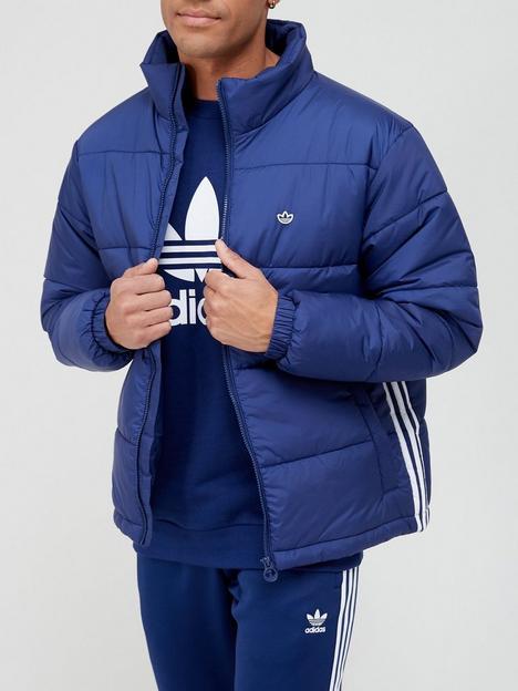adidas-originals-side-stripe-quilted-jacket-blue