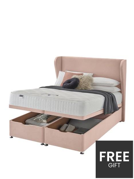 silentnight-shea-memory-1000-pocket-velvet-ottoman-storage-bed-headboard-included