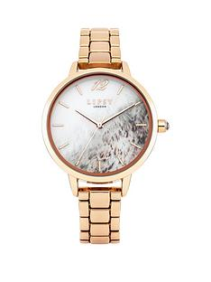 lipsy-lipsy-pattern-dial-gold-tone-bracelet-watch