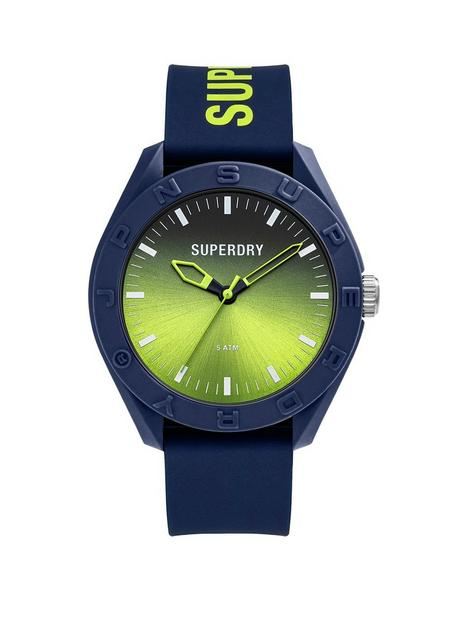 superdry-blue-green-strap-watch