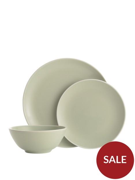 mason-cash-mason-cash-classic-collection-green-12-piece-dinner-set