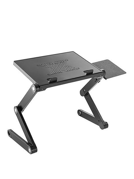 properav-properav-sit-or-stand-up-laptop-desk-with-mouse-pad-side-mount-black
