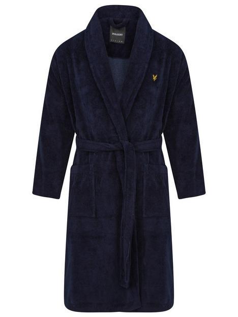 lyle-scott-lucas-bathrobe-blue