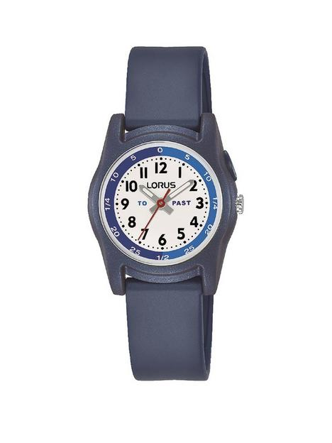 lorus-blue-strap-watch