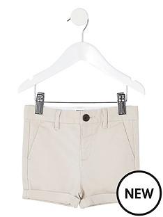 river-island-mini-mini-boys-stone-chino-shorts