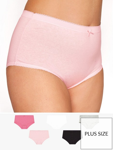 yours-5-pack-solid-colour-briefs