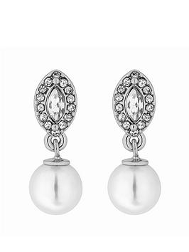 jon-richard-jon-richard-silver-crystal-pear-pearl-drop-earring