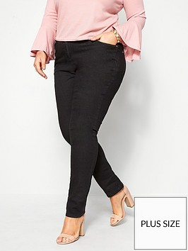 yours-yours-ruby-30-straight-jean-black