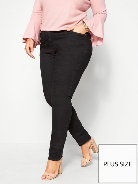 yours-yours-ruby-32-straight-jean-black
