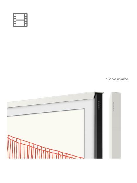 samsung-customisable-bezel-for-the-frame-tv-2021--nbsp55-bevelled-bezel-in-white