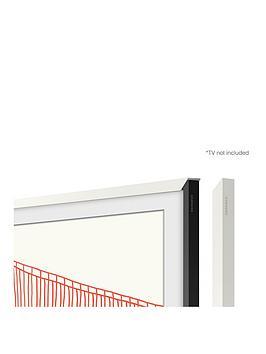 samsung-customisable-bezel-for-the-frame-tv-2021--nbsp65-modern-bezel-in-white