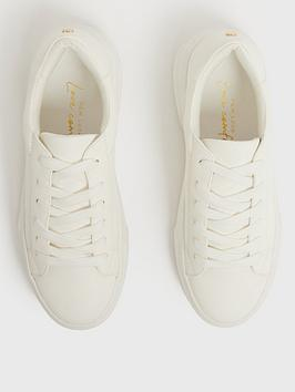 new-look-girlsnbsp915-modernnbspchunky-trainer-white