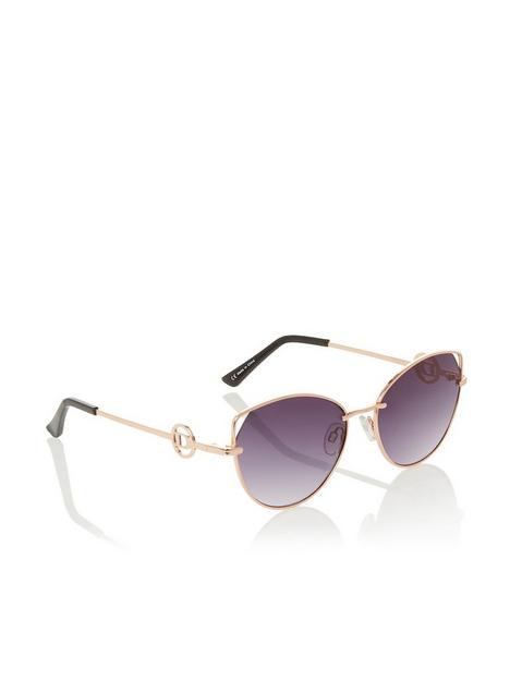 dune-london-goceann-sunglasses-rose-gold