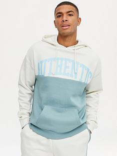 new-look-tonal-colourblock-hoodie-off-white