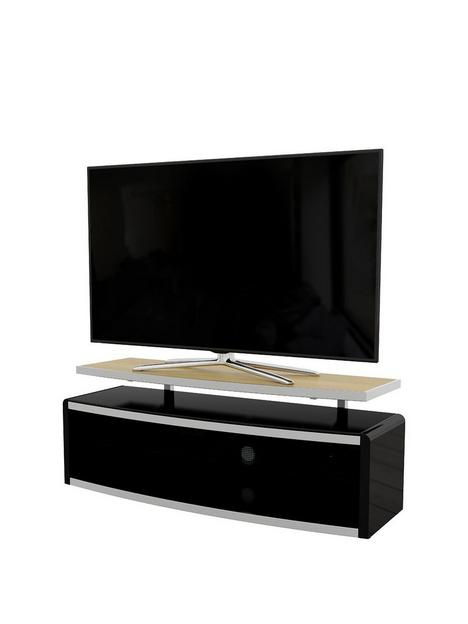 avf-stage-1250-tv-stand-with-interchangeable-topnbsppanels-fits-up-to-55-inch