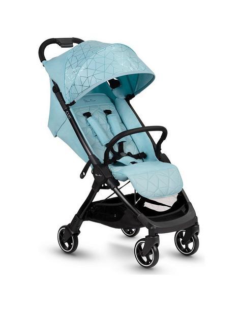 silver-cross-clic-stroller-aquamarine
