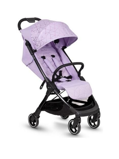 silver-cross-clic-stroller-lilac