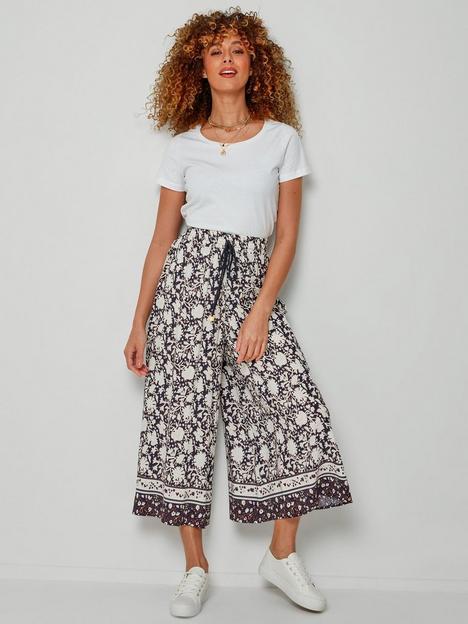 joe-browns-border-print-trousers-navy